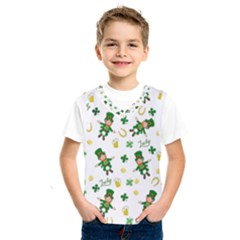 St Patricks Day Pattern Kids  Sportswear