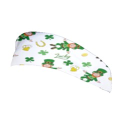 St Patricks Day Pattern Stretchable Headband