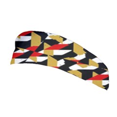 Colorful Abstract Pattern Stretchable Headband