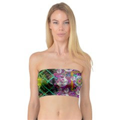 The Most Beautiful Planet Is Earth On The Sky Bandeau Top
