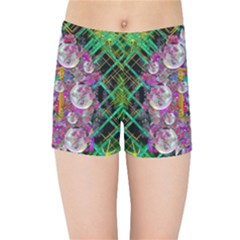 The Most Beautiful Planet Is Earth On The Sky Kids Sports Shorts