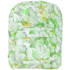 Light Floral Collage  Full Print Backpack
