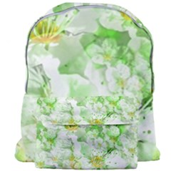 Light Floral Collage  Giant Full Print Backpack