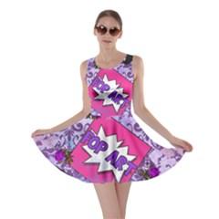 Purlpe Retro Pop Skater Dress
