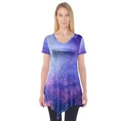 Galaxy Short Sleeve Tunic