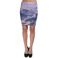 In The Clouds Bodycon Skirt