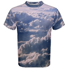 In The Clouds Men s Cotton Tee