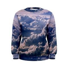 In The Clouds Women s Sweatshirt