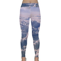 In The Clouds Classic Yoga Leggings