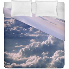 In The Clouds Duvet Cover Double Side (king Size)