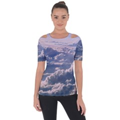 In The Clouds Short Sleeve Top
