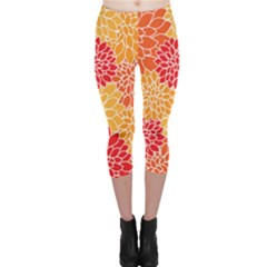Abstract 1296710 960 720 Capri Leggings