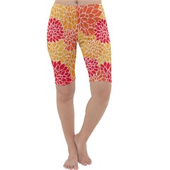 Abstract 1296710 960 720 Cropped Leggings