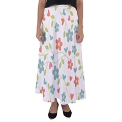 Abstract 1296713 960 720 Flared Maxi Skirt
