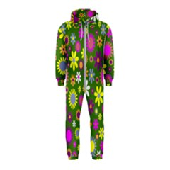 Abstract 1300667 960 720 Hooded Jumpsuit (kids)
