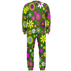 Abstract 1300667 960 720 Onepiece Jumpsuit (men)