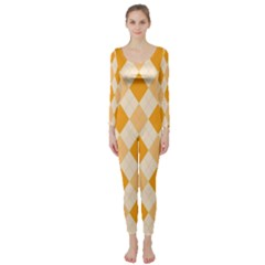 Argyle 909253 960 720 Long Sleeve Catsuit