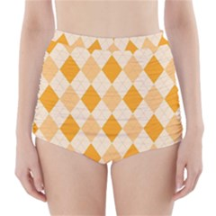 Argyle 909253 960 720 High Waisted Bikini Bottoms