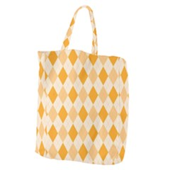 Argyle 909253 960 720 Giant Grocery Zipper Tote