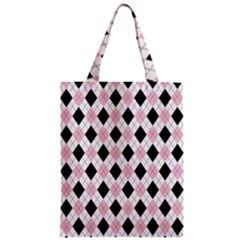 Argyle 316837 960 720 Zipper Classic Tote Bag