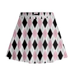 Argyle 316837 960 720 Mini Flare Skirt