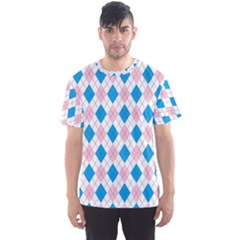 Argyle 316838 960 720 Men s Sports Mesh Tee