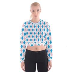 Argyle 316838 960 720 Cropped Sweatshirt