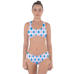Argyle 316838 960 720 Criss Cross Bikini Set