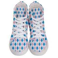 Argyle 316838 960 720 Men s Hi Top Skate Sneakers