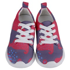 Lollipop Attacked By Hearts Kids  Lightweight Sports Shoes