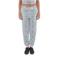 Vintage Ornate Pattern Women s Jogger Sweatpants