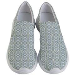 Vintage Ornate Pattern Women s Lightweight Slip Ons