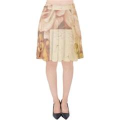 Cracks 2001001 960 720 Velvet High Waist Skirt