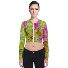 Colored Plants Photo Bomber Jacket