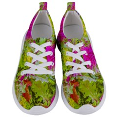 Colored Plants Photo Women s Lightweight Sports Shoes