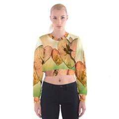 Elves 2769599 960 720 Cropped Sweatshirt