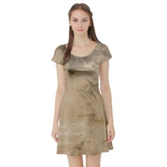 Anna Pavlova 2485075 960 720 Short Sleeve Skater Dress