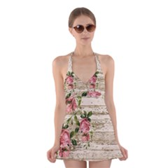 On Wood 2226067 1920 Halter Dress Swimsuit