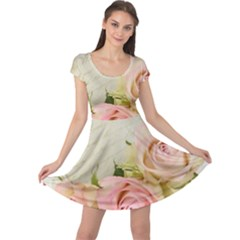 Roses 2218680 960 720 Cap Sleeve Dress