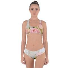Roses 2218680 960 720 Criss Cross Bikini Set