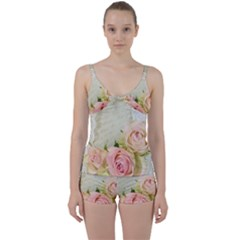 Roses 2218680 960 720 Tie Front Two Piece Tankini