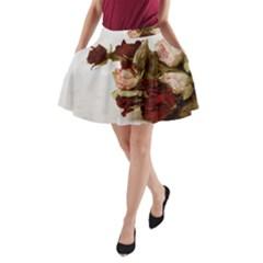 Vintage 1802788 1920 A Line Pocket Skirt