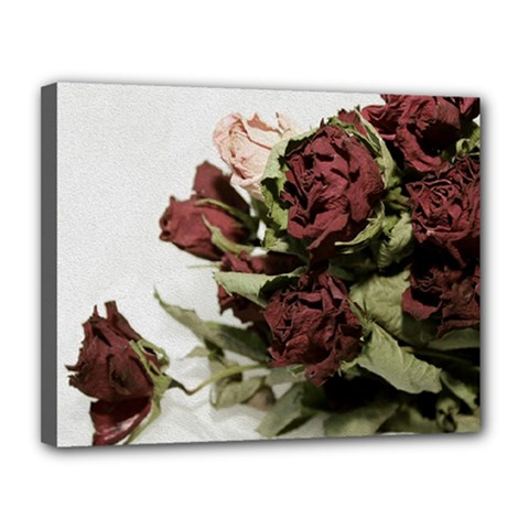 Roses 1802790 960 720 Canvas 14  X 11