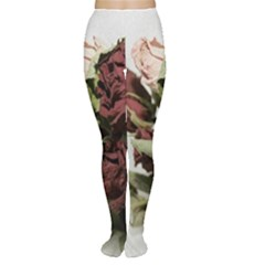 Roses 1802790 960 720 Women s Tights