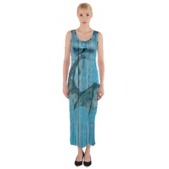 Dragon 2523420 1920 Fitted Maxi Dress