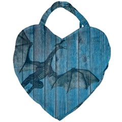 Dragon 2523420 1920 Giant Heart Shaped Tote