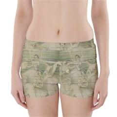 Ballet 2523406 1920 Boyleg Bikini Wrap Bottoms