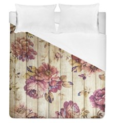 On Wood 1897174 1920 Duvet Cover (queen Size)