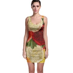 Flowers 1776429 1920 Bodycon Dress