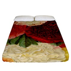 Flowers 1776429 1920 Fitted Sheet (king Size)